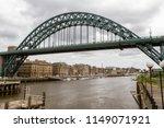 newcastle england   june 27th... | Shutterstock . vector #1149071921