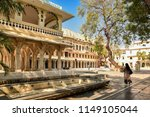udaipur  rajasthan  india  ... | Shutterstock . vector #1149105044