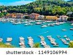 porto ercole town   monte... | Shutterstock . vector #1149106994
