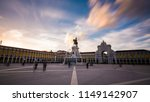 long exposure of pra a do com... | Shutterstock . vector #1149142907