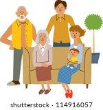 family | Shutterstock .eps vector #114916057