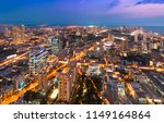 mumbai cityscape  lower parel... | Shutterstock . vector #1149164864