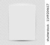 white blank model template top... | Shutterstock .eps vector #1149204617