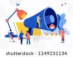 illustrations flat design... | Shutterstock .eps vector #1149231134