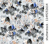watercolor seamless pattern... | Shutterstock . vector #1149252614