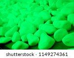green decorative stones... | Shutterstock . vector #1149274361
