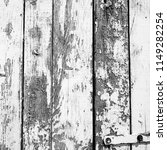 aged rustic grungy wood plank... | Shutterstock . vector #1149282254
