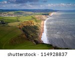 Dorset Coastline Looking...