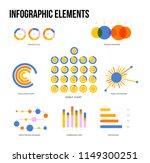 ads report visualisation...   Shutterstock .eps vector #1149300251