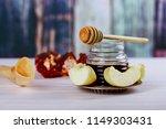 rosh hashanah jewesh holiday... | Shutterstock . vector #1149303431