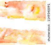 abstract beautiful orange... | Shutterstock . vector #1149340091