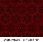 creative geometric ornament.... | Shutterstock . vector #1149385784