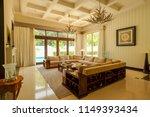 luxury interior  dubai villa ... | Shutterstock . vector #1149393434