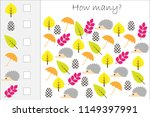 how many counting game with... | Shutterstock .eps vector #1149397991
