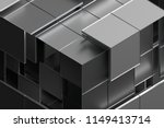 abstract 3d rendering of... | Shutterstock . vector #1149413714