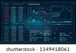 hud trading  great design for... | Shutterstock .eps vector #1149418061