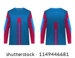templates of sportswear designs ...   Shutterstock .eps vector #1149446681