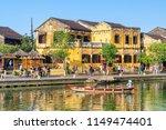hoi an  hoian   vietnam   april ...   Shutterstock . vector #1149474401