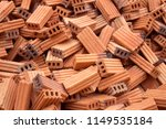 group of bricks square... | Shutterstock . vector #1149535184