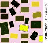 seamless abstract handphone or... | Shutterstock .eps vector #1149562871