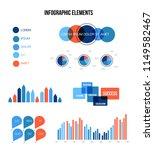 annual report visualisation...   Shutterstock .eps vector #1149582467