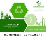 ecology connection  concept... | Shutterstock .eps vector #1149625844