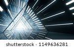 abstract triangle spaceship... | Shutterstock . vector #1149636281