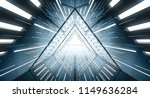 abstract triangle spaceship...   Shutterstock . vector #1149636284