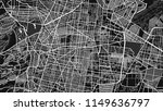 black white map city mexico | Shutterstock .eps vector #1149636797