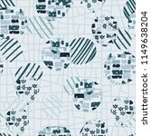 seamless abstract pattern... | Shutterstock .eps vector #1149638204