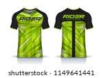 t shirt sport design template ... | Shutterstock .eps vector #1149641441