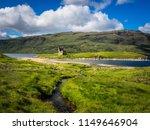 ardvreck castle  loch assynt ... | Shutterstock . vector #1149646904