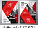 business brochure. flyer design.... | Shutterstock .eps vector #1149659771