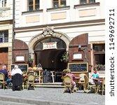 prague  czech republic   may 2  ... | Shutterstock . vector #1149692711