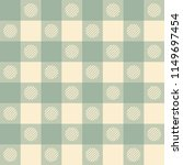 tablecloth pattern. simple... | Shutterstock . vector #1149697454