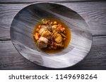 madrid style modern callos... | Shutterstock . vector #1149698264