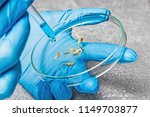 selection laboratory. breeder... | Shutterstock . vector #1149703877