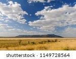 Waterberg Plateau Park in Namibia, Africa./ Waterberg Plateau Park