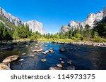 yosemite national | Shutterstock . vector #114973375