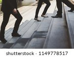 business people walking... | Shutterstock . vector #1149778517