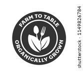 Farm To Table Organically Grown ...