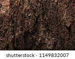 antique brown obsolete wooden... | Shutterstock . vector #1149832007