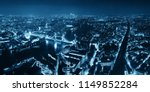 london aerial view panorama at... | Shutterstock . vector #1149852284