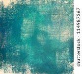 blue grunge texture | Shutterstock . vector #114987367