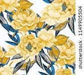 watercolor seamless pattern... | Shutterstock . vector #1149905504