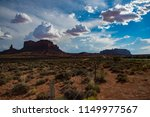 monument valley  utah | Shutterstock . vector #1149977567