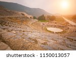 ephesus   june 2018  the... | Shutterstock . vector #1150013057
