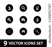 zoom icon. collection of 9 zoom ...   Shutterstock .eps vector #1150051787