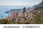 panoramic view of the... | Shutterstock . vector #1150085174