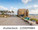 Tantura Beach In Israel ...